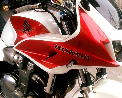 バイク塗装・修理・カスタム