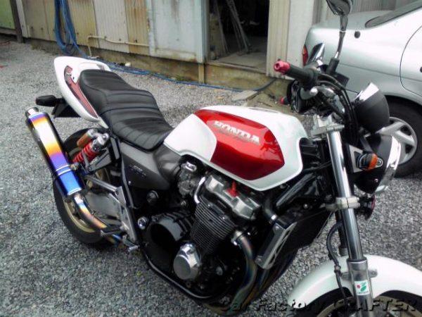 ホンダCB1300SFSC40