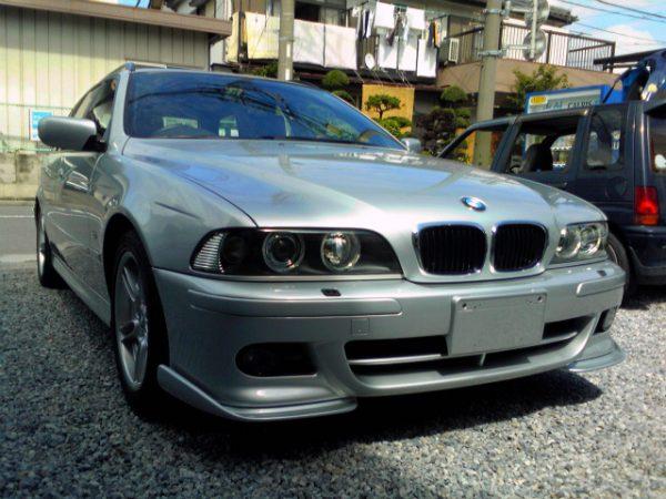 BMWエアロ