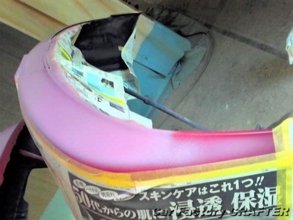塗装前の下地処理-2