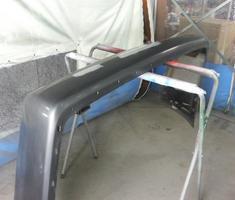 S600 リアバンパーの補修/塗装 ※参考価格表示