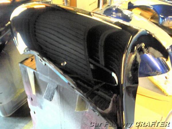 F650GS ブラックにオールペイント