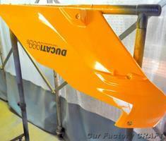 999s フェンダー/サイド/シート/ミラーカバーの補修