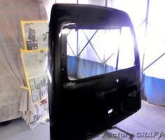 アトレー クォーターパネル/ゲートの修正、塗装