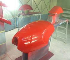 HONDA CB400 DUCATIカラー