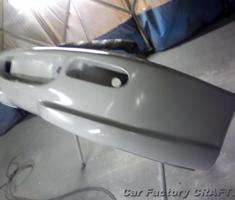 F355 フロントバンパー/フェンダー/ボンネットの補修