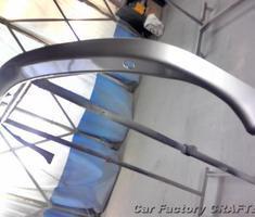オデッセイ バンパー/スポイラーのキズ補修、塗装