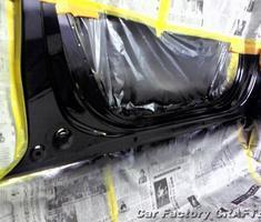 ステップワゴン ロッカパネル/ドアの板金、交換