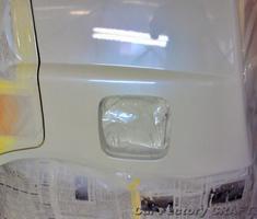 ミラージュディンゴ クォーターパネル/バンパーの補修