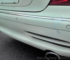 S500L バンパーのキズ補修/ドア、フェンダーの板金