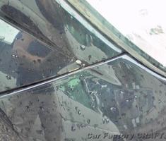 エルグランド バンパー/サイドパネル/フェンダーの補修