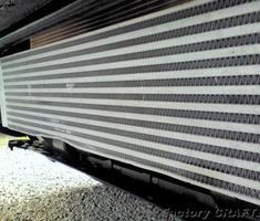 X-TRAIL フロントまわりのフレーム修正/交換