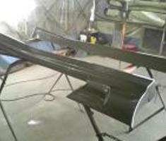 RX-7 フロント/サイドのエアロ取付 ※参考価格表示