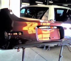 MRワゴン リアバンパーの脱着/交換/塗装