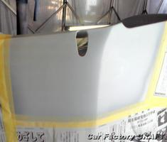 プレミオ バンパー/フェンダーのキズ補修、塗装