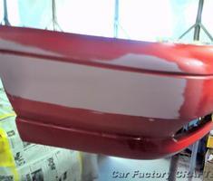 V70 フロントバンパー/フェンダー/ホイールの補修