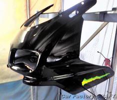 FZ400 オールペイント(オリジナル仕様)